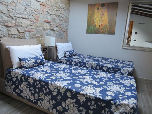 Double Room Twin Bed